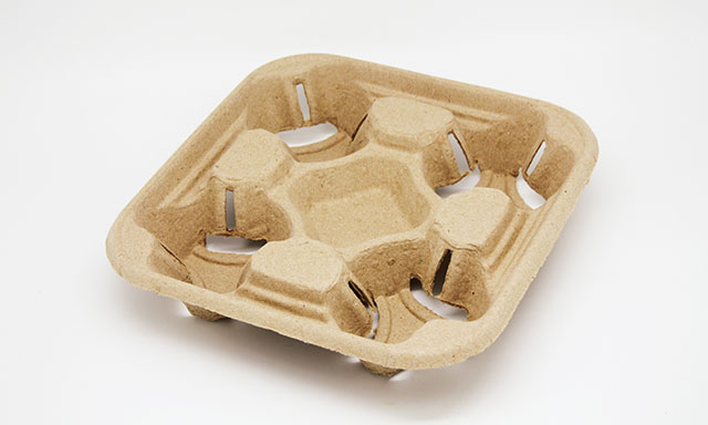 NW Beverages - Paper pulp drinks trays